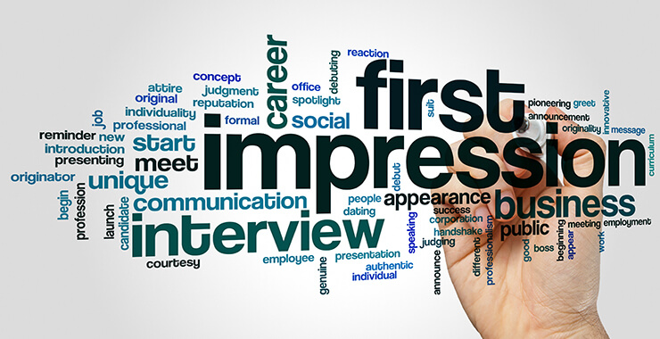 25 Ways to Make a Great First Impression at Interview