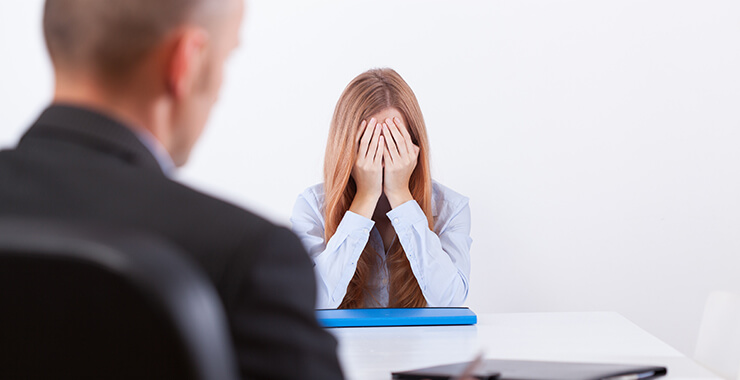 Top 25 Mistakes to Avoid at Interview