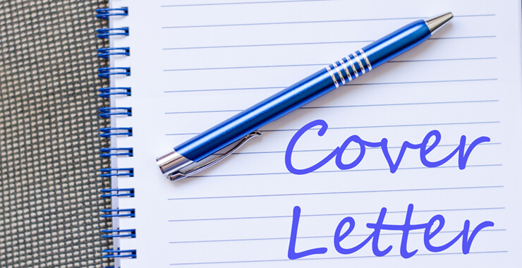 Writing a compelling covering letter